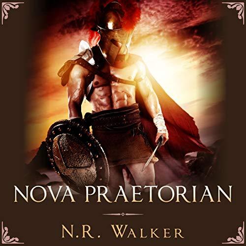 Nova Praetorian audiobook cover art
