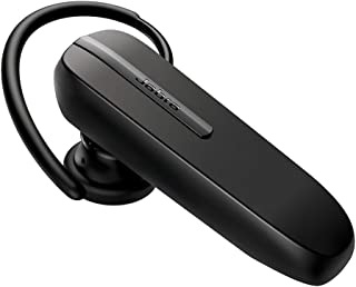 Jabra Talk 5 Mono In-Ear Headset – Wireless Calls and Stream Music, GPS Directions and Podcasts from Mobile Devices – Black