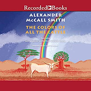 The Colors of All the Cattle cover art