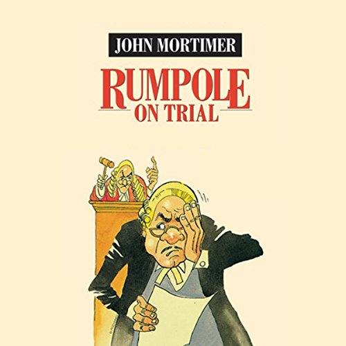 Rumpole on Trial cover art