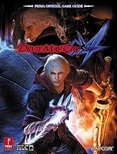 Devil May Cry 4 - Prima Official Game Guide de Prima Games