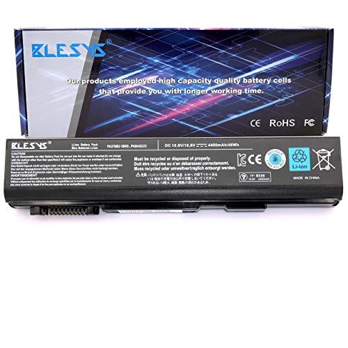 BLESYS PA3786U-1BRS PA3787U-1BRS PABAS221 PABAS222 Batterie d'ordinateur portable Toshiba Dynabook Satellite B450 B451 B452 B550 B551 B552 B650 B651 K40 K41 K45 K46 L35 L40 L41 L45 L46 Serie Notebook