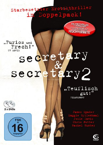 Secretary 1&2 (2 DVDs)