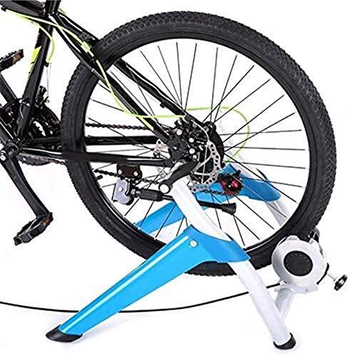 Lanrui Bici MTB Plegable Fluid Trainer Bicicletas Soporte Puede soportar hasta 135kg / 298lb for el Entrenamiento de Interior y de formación Bike