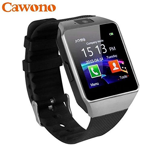BLUETOOTH SMARTWATCH ANDROID PHONE CALL SIM TF CAMERA FOR IOS IPHONE
