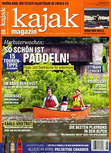 Kajak Magazin 6/2020