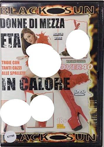 Donne Di Mezza Età In Calore - Middle Age Women On Heat (Black Sun) [DVD]