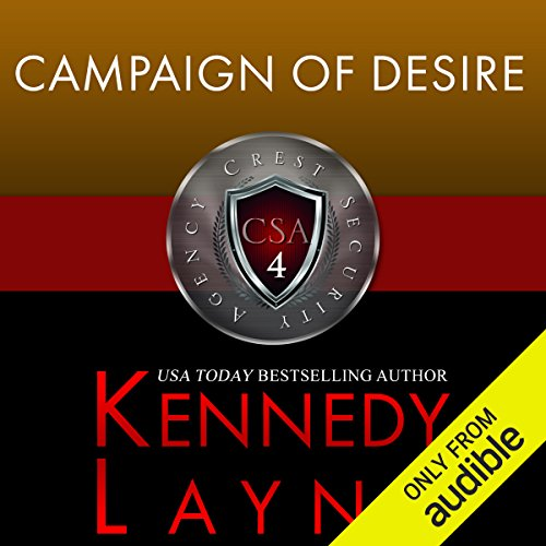 Campaign of Desire audiobook cover art
