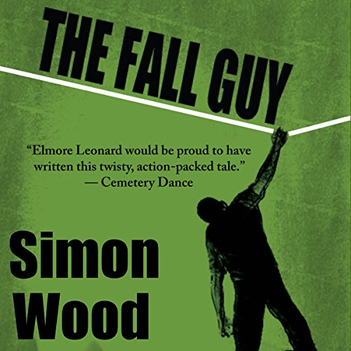 The Fall Guy audiobook cover art