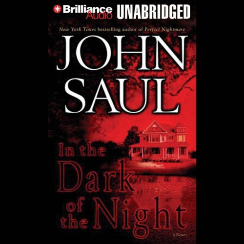 In the Dark of the Night audiobook cover art