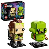 LEGO BrickHeadz Peter Venkman & Slimer 41622 Building Kit (228 Piece), Multi