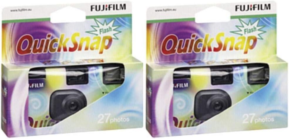 Fujifilm Max 55% OFF 7130786 QuickSnap 400 Disposable of Ranking TOP20 Camera Pack Flash