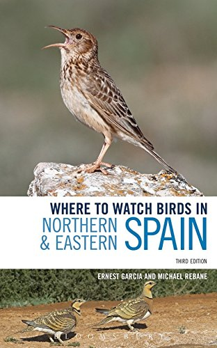 Where to Watch Birds in Northern and Eastern Sp