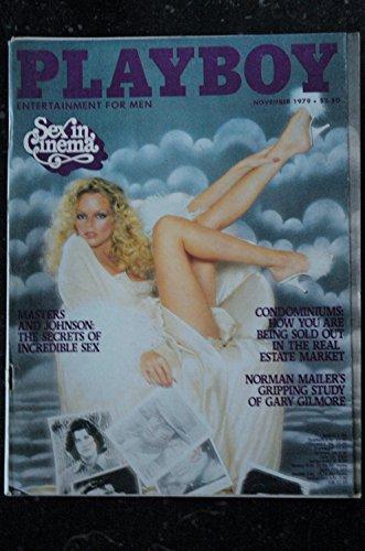 PLAYBOY Us 1979 11 MONTHY PYTHON CINEMA HOT SYLVIE GARANT CARNIVAL KNOWLEDGE