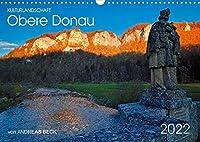 Kulturlandschaft Obere Donau (Wandkalender 2022 DIN A3 quer): Spuren der Geschichte im Oberen Donautal (Monatskalender, 14 Seiten )