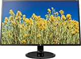 HP 27-inch Full HD Computer Monitor with FHD VGA, DVI, and HDMI Port