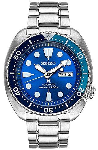 Seiko Reloj los Hombres Prospex Divers Automatic 'new turtle' Limited...