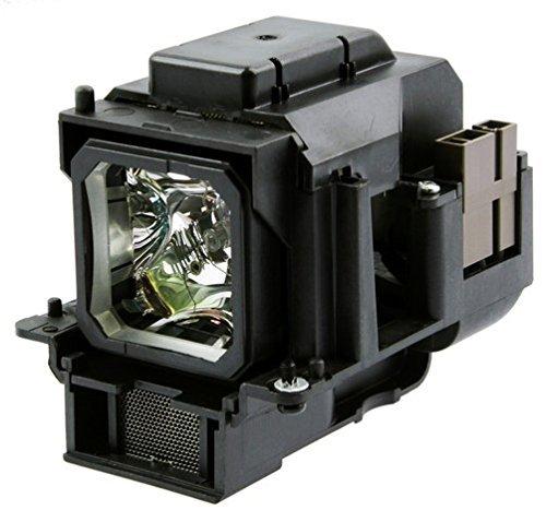 Supermait VT75LP 50030763 Bulbo Lámpara de Repuesto para proyector con Carcasa Compatible con NEC LT280 LT375 LT380 LT380G VT470 VT670 VT675 VT676 LT280G LT375+ LT380+ VT470G VT470+ VT670G VT676G