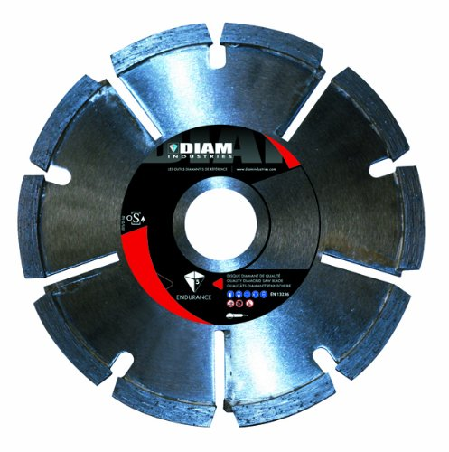 Lowest Prices! DJ230/05 Diamond Disc for Disassembling Cleaners Diameter 230 mm with Inline Segments...