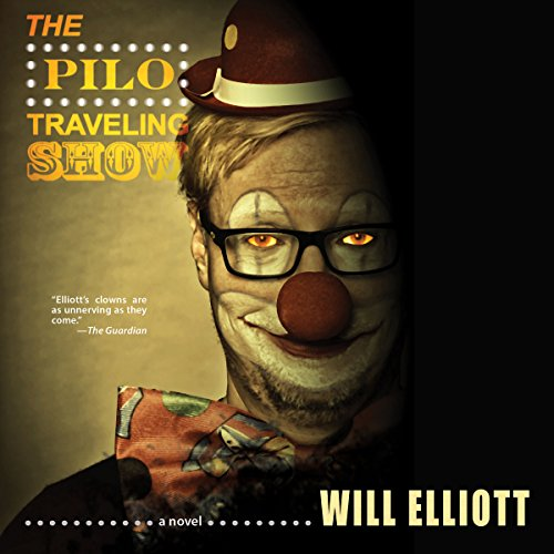The Pilo Traveling Show audiobook cover art