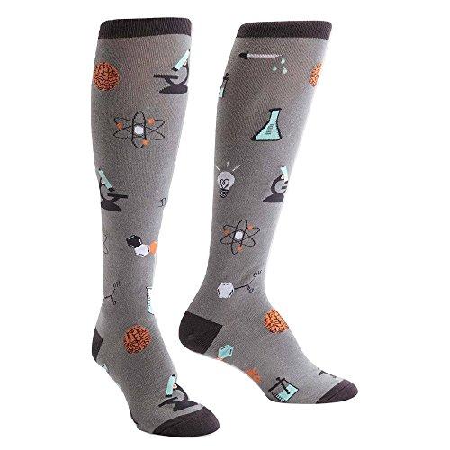 Sock It To Me Women's Science Knee High Socks