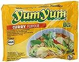 Yum Yum Instant Nudeln Curry 60g (1 x 60 g) (Lebensmittel & Getränke)