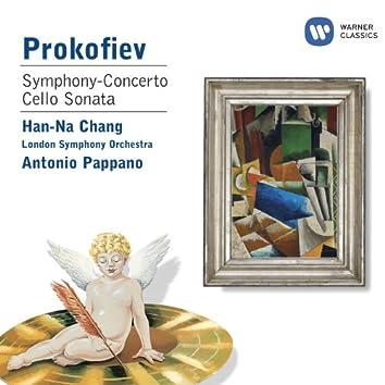 Prokofiev: Symphony-Concerto - Cello Sonata