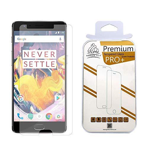 Gorilla Tech Protector de pantalla para OnePlus 3T de cristal templado premium,...