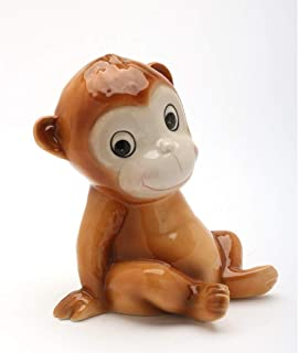 Cosmos Gifts 20913 Monkey Piggy Bank, 5