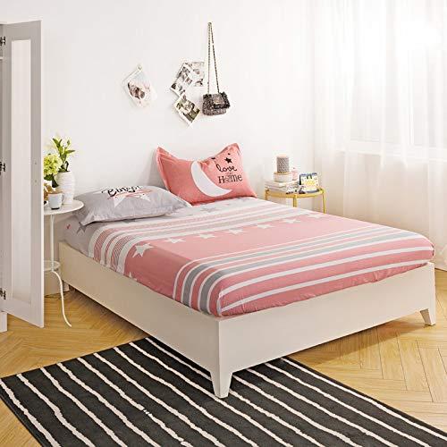 huyiming Verwendet für Bettwäsche Baumwolle Bedruckte Bettdecke 120 * 200