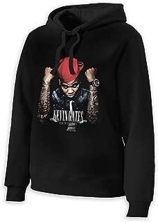 Woman Kevin Gates Fashion Music Band Long Sleeves Hoodie Sweatshirt Gift