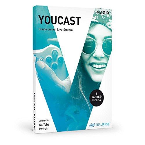 MAGIX Youcast - Starte deinen Live-Stream