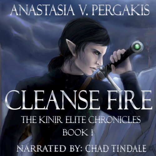 Cleanse Fire audiobook cover art