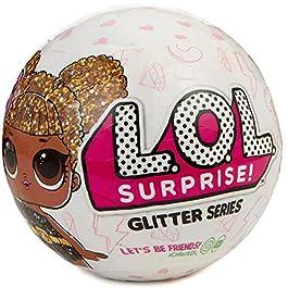 L.O.L. Surprise Glitter – 7 Surprises – Serie Speciale Scintillante, Modèles assortis