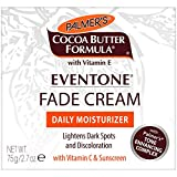 Palmer's Cocoa Butter Formula Eventone Fade Cream Daily Moisturizer for Dark Spots and Discoloration, 2.7 Ounces