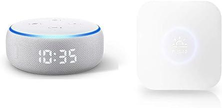 Echo Dot (エコードット)第3世代 - スマートスピーカー時計付き with Alexa、サンドストーン + Nature スマートリモコン Remo mini