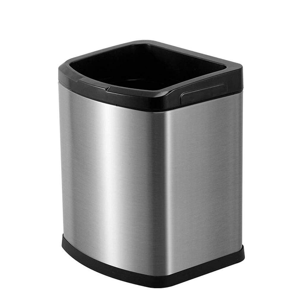 Special price for a limited time Tedyy National products Trash Can European Snap Without Lid Stain Ring Rectangular