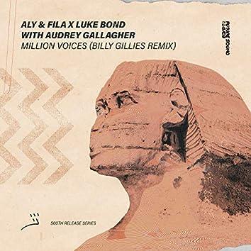Million Voices (Billy Gillies Remix)