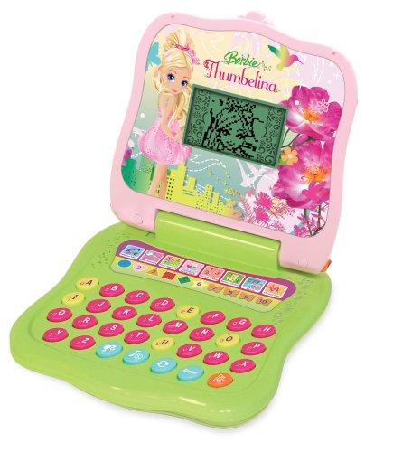 Oregon Scientific Barbie Thumbelina Junior Laptop
