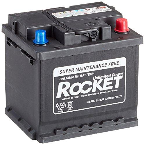 Preisvergleich Produktbild Rocket BAT050RHN Starterbatterie,  12V 50Ah 380A B3 / B4