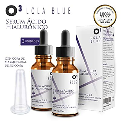 O³ Serum Acido Hialuronico