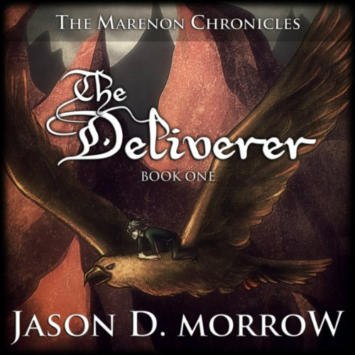 The Deliverer audiobook cover art