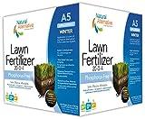Natural Alternative Winter Lawn Fertilizer 20-0-4 Enriched with Protilizer Seed & Plant Activator Application 5 (20004)