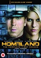 Homeland - Series 1 - Complete