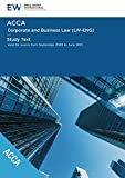ACCA Corporate and Business Law (LW-ENG) - Study Text - 2020-21