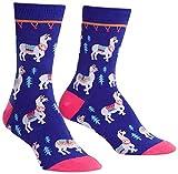 Sock It To Me - Damen Socken - Como Te Llamas? - lustige Damen Socken Lama - wie leckst Du? Gr.36-42 One Size