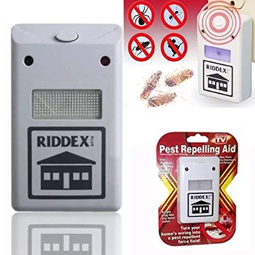 CE-GSH Repelente de Insectos y roedores Riddex Plus en promoción