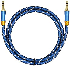Upgrade Replacement 3.5MM AUX Headphone Audio Cable Cord Line for Sony Playstation PS3 PS4 Gold MDR-XB950BT N1 WHCH700N/B WH-CH710N WH-XB900N/B WH-1000XM2 WH1000XM3 MDR-1000X 10RBT NC50 Headset