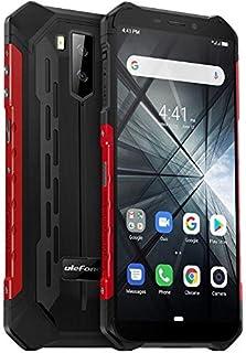 "teléfono moviles Resistentes(2019), Ulefone Armor X3 con Modo Submarino, Android 9.0 5.5 ""IP68 Impermeable móvil Trabajo, ..."