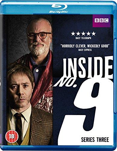 Inside No. 9 - Series 3 [Reino Unido] [Blu-ray]